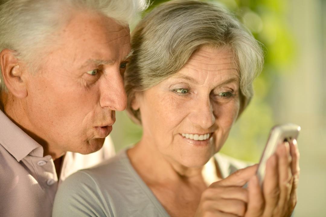 Cellulare per Anziani: Tasti Grandi e SOS