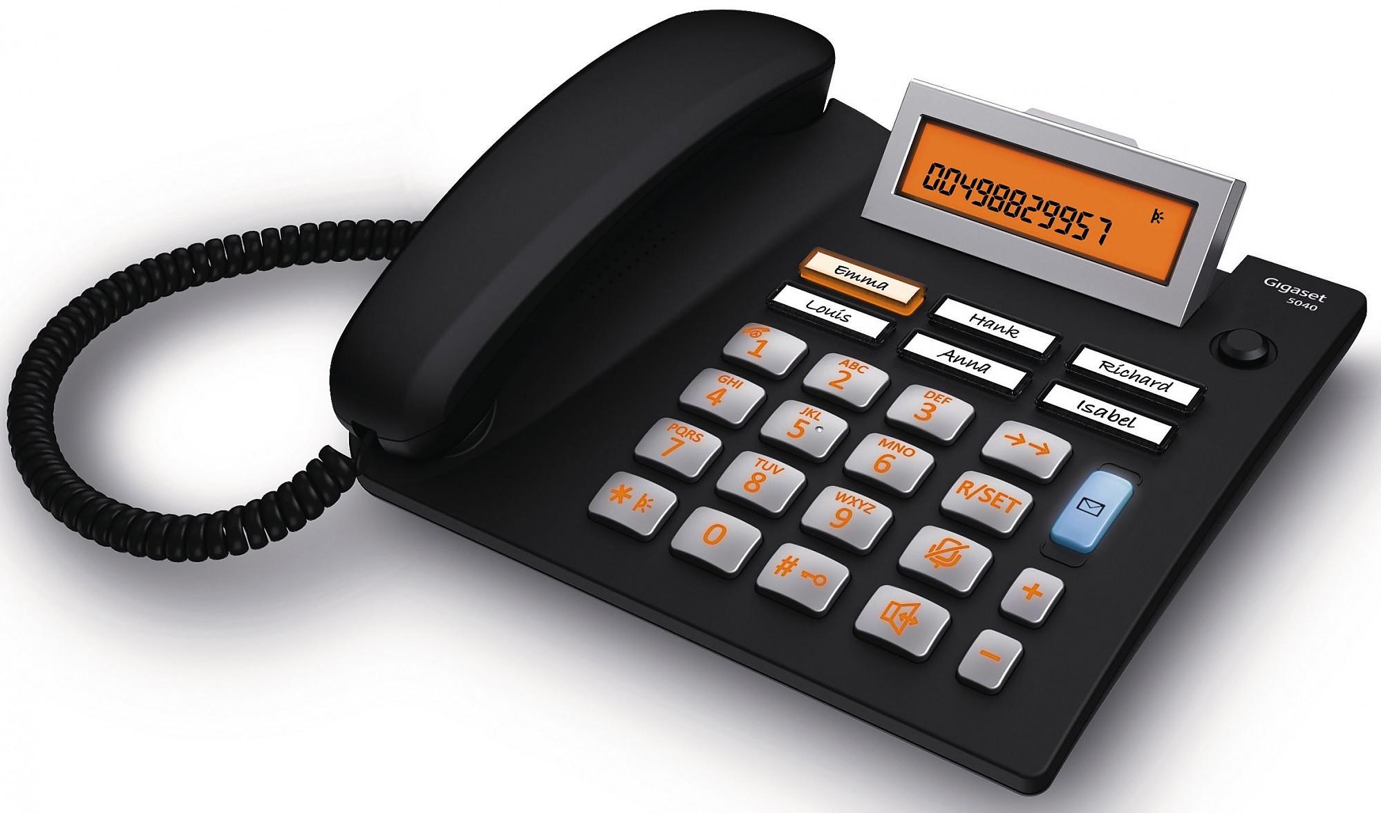 Telefoni per anziani: la perdita dell'udito e l'uso del telefono